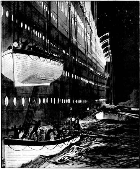 sinking of the rms titanic google images
