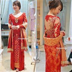 Dress Merah Batikgaun Merah Batik kebaya biru inspirasi kebaya vani pengantin tags and kebaya