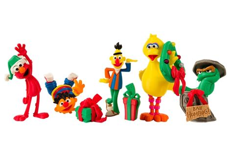 3d printed stocking fillers sesame street christmas