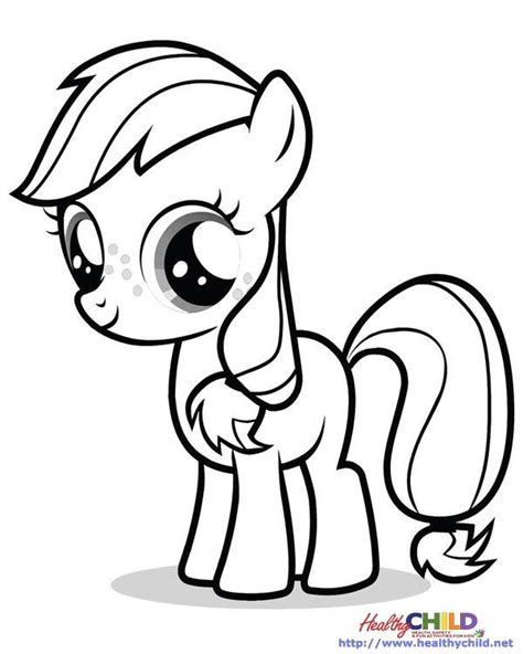 my little pony coloring pages applejack baby my little pony applejack coloring pages getcoloringpages com