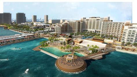 hilton targets yas island family resort for 2019 the