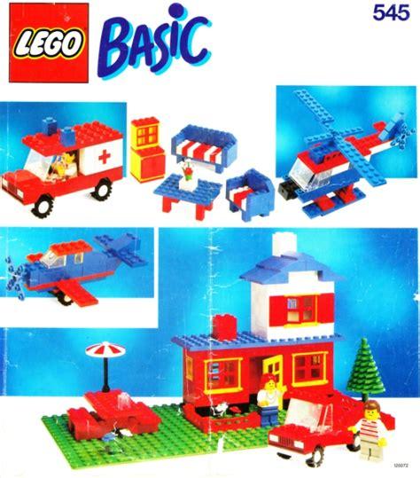 Lego Basic 545 1 basic building set 5 brickset lego set guide