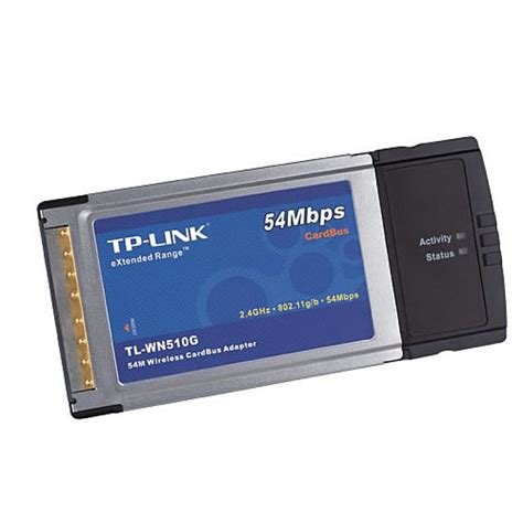 Linksys 802 11b G Cardbus Wireless Laptop Adapter tp link tl wn510g 11b g fast cardbus wireless wifi