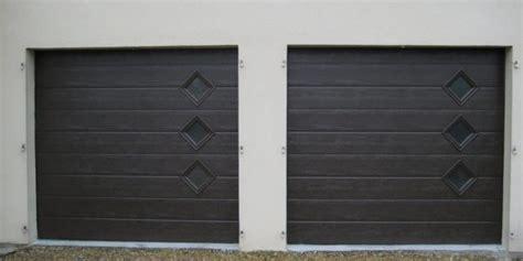 portes de garage r 233 sidentielles sectionnelles et