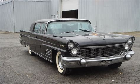 1960 ls for sale 1960 lincoln lincoln continental mark v limo classic
