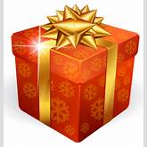 Gold Gift Box PNG | PNG Mart
