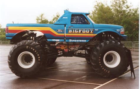 monster truck bigfoot video bigfoot monster truck video search engine at search com