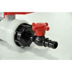 raccord robinet cuve eau ibc 1000 litres