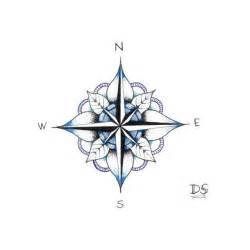 Mandalas flower and mandala compass on pinterest