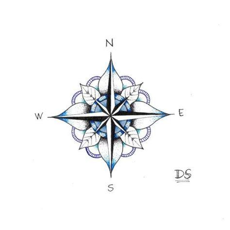 feminine compass tattoo designs best 25 compass ideas on compass