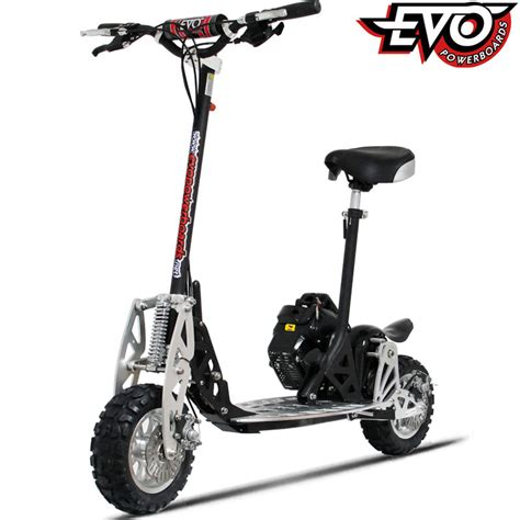 gas scooter with seat uberscoot 2x evo 50cc gas powered scooter epa approved 2