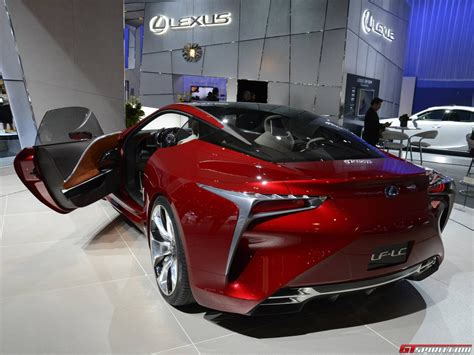 lexus lf lc engine lexus lf lc to get a 600 hp v8 turbo gtspirit