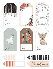 free printable gift tags templates 25 free tags