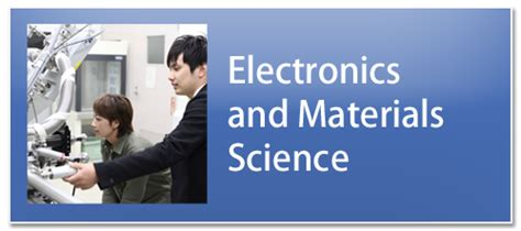 Materials Science And Engineering Mba by Top Page Faculty Of Engineering Graduate School Of