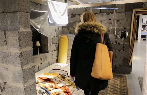 ikea syrian refugees ikea builds replica of real syrian home at its flagship store