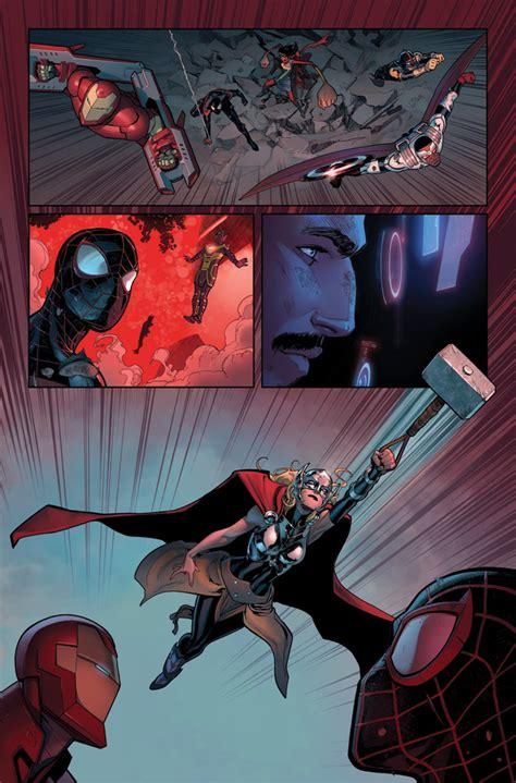 civil war ii 1302901567 brian michael bendis d 233 voile des infos et des planches pour civil war ii comicsblog fr