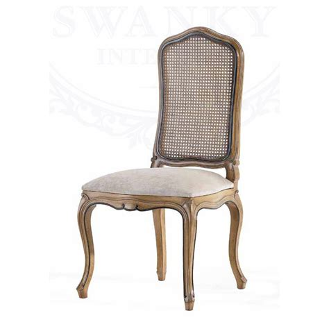 Louis Xv Dining Chairs Rattan Dining Chair Louis Xv Swanky Interiors