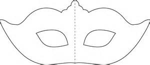 Mask Template For by Sle Mask Template Free
