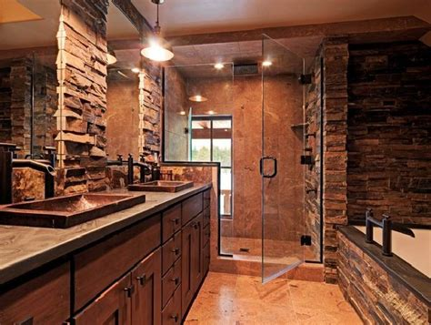 rustic bathrooms rustic bathroom bathroom design