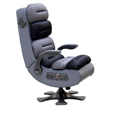 x pedestal gaming chair x rocker x rocker pro black wireless bluetooth audio