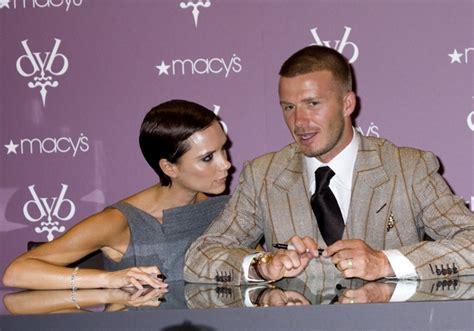 David Beckham Marriage Secrets by And David Beckham Secret To Happy Marriage