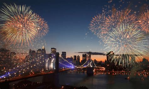 new year fireworks manhattan the best places to 4th of july fireworks in