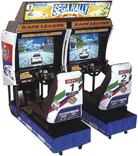 sit down arcade cabinet dimensions sega rally chionship twin sit down driving arcade