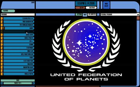 star trek themes for windows 10 lcars x32 star trek windows shell interface weekly