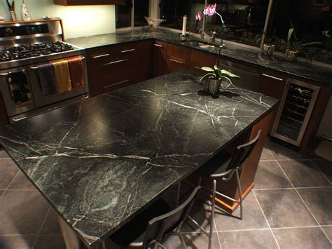 Soapstone Bar Top Why Do So Many Choose Soapstone Countertops In Nj United
