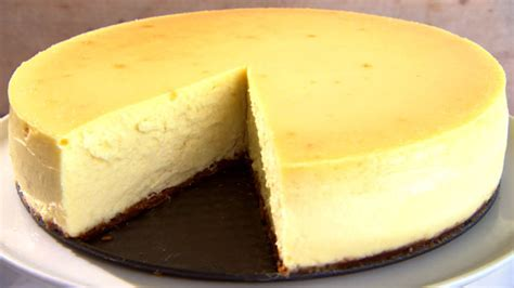 is ny style cheesecake refrigerated new york style cheesecake recipe dessert recipes pbs food
