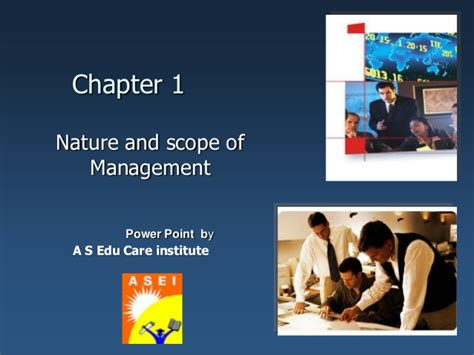Future Scope Of Mba In Power Management by Chapter Wise Ppt Mba