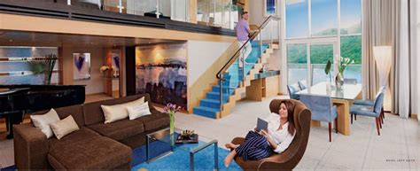 royal caribbean two bedroom suite royal caribbean introduces royal suite class cruisetotravel
