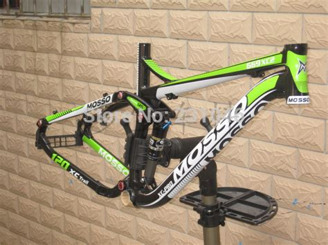frame mosso 669 xc trail 26 mosso 669xc2 rear shock bicycle frame 26 quot suspension