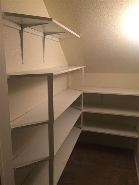 speisekammer unter der treppe stair pantry abstellkammerl