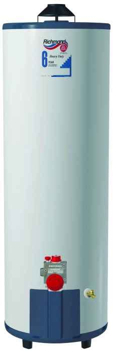 richmond self cleaning water heater rheem richmond 6g30 32f1 6g30 30 natural gas water heater