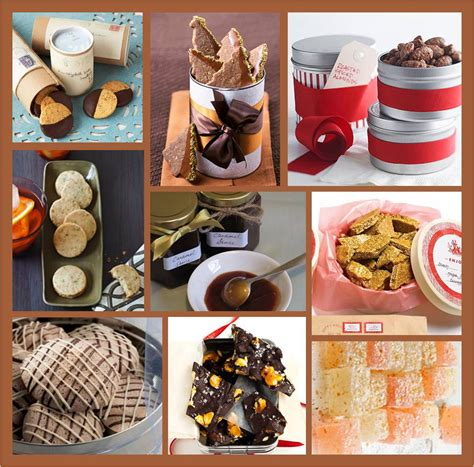 Edible Gifts - 2011 gift guide edible edition the daily batch