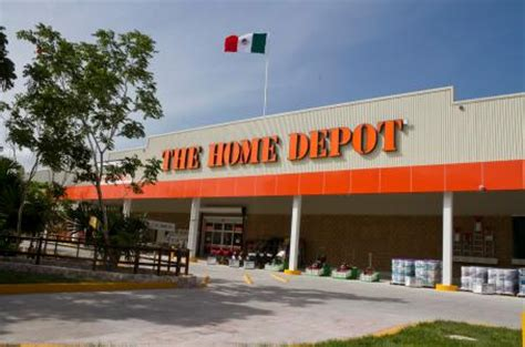 the home depot playa quintana roo
