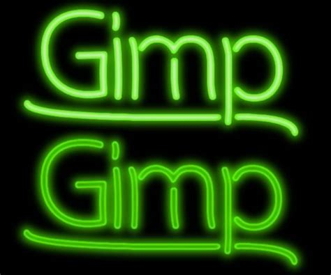 text tutorial in gimp 45 useful collection of gimp tutorials smashingapps com