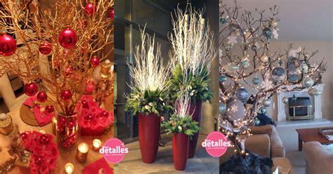 Ramas De Arboles Para Decoracion #3: Decoracion-navideña-con-ramas-secas.jpg