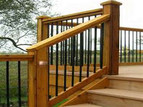 Stair Railing Kits Planning Ideas Stair Railing Kits Interior Wrought
