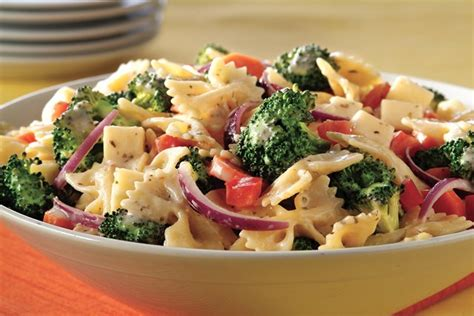 pasta salad recipes with italian dressing creamy pasta salad with italian seasoning kraft recipes