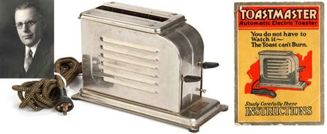 Facts About The Toaster a toast to charles strite kowalski heat treating