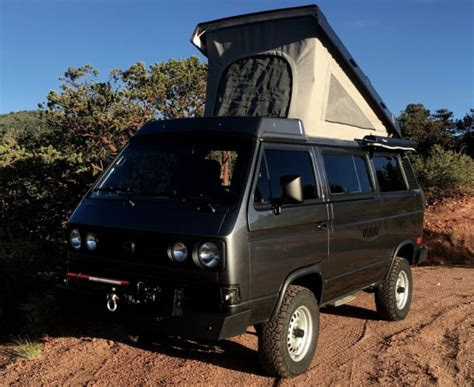 subaru vanagon vanagon syncro westfalia restored subaru engine for sale
