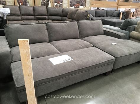 feather down sectional down feather sectional sofa centerfieldbar com