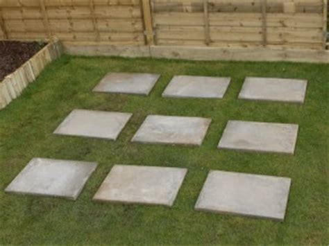 Shed Base Paving Slabs by Dalama Useful How To Build A Shed Base With Paving Slabs