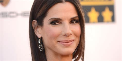 What Color Is Best For Sleep by Sandra Bullock Goes Blonde On Set Of Our Brand Is Crisis Huffpost