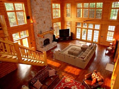 luxury log home interiors luxury log home plans with the best design