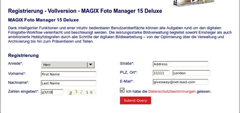Giveaway Manager - giveaway magix foto manager v15 deluxe for free dailydiscounts eu