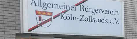 kölner bank blz modernisierung gesch 228 ftsstelle b 252 rgerverein k 246 ln zollstock