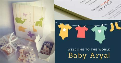 Baby Naming Card Template by 8 Best Naming Ceremony Invitation Ideas